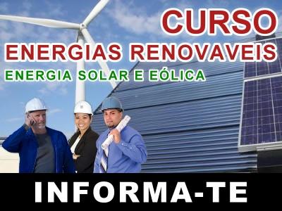 Curso Energias Renovaveis