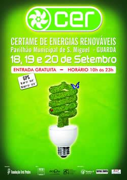CER - Certame de Energias Renováveis Na Guarda