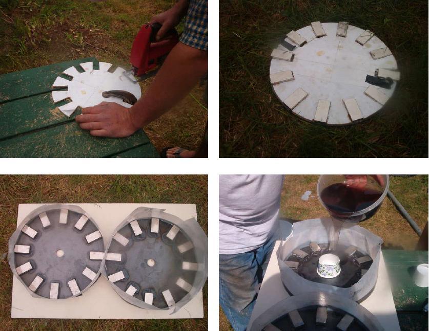 Passo 1 - Como construir uma turbina eólica de 1000 W
