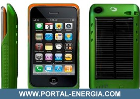 Carregador Solar iphone