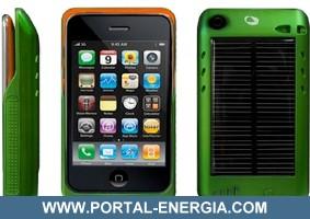 Carregador Solar iphone