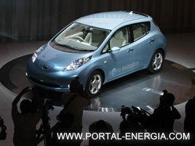 Nissan Leaf em Portugal