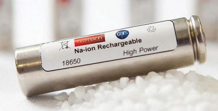 Baterias de iões de sódio, podem vir a substituir as baterias de iões de lítio por serem mais amigas do ambiente.
