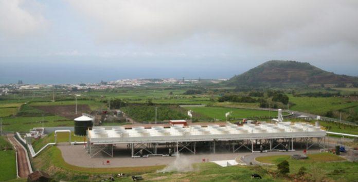 Central Geotermica Piloto do Pico Vermelho