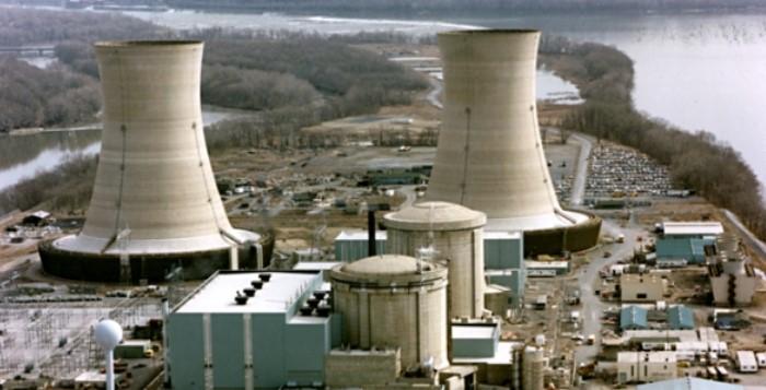 Central Nuclear - Catastrofe de Fukushima Daiichi