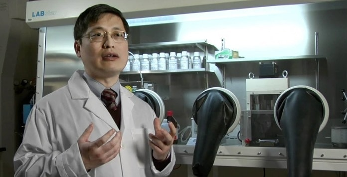 Chao Yang Wang - Engenheiro mecânico da Universidade Estadual da Pensilvânia