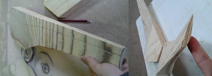 Construcao Pas Madeira para Aerogerador 11