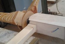 Construcao Pas Madeira para Aerogerador 18