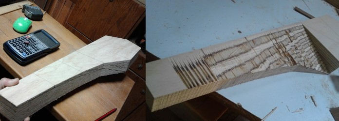 Construcao Pas Madeira para Aerogerador 6