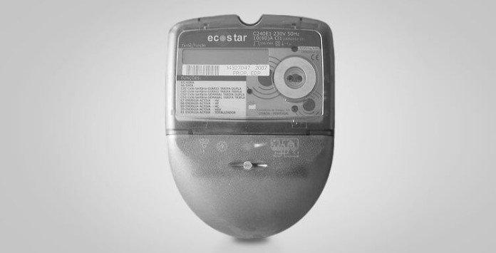Contador eletricidade estático Janz C240E1