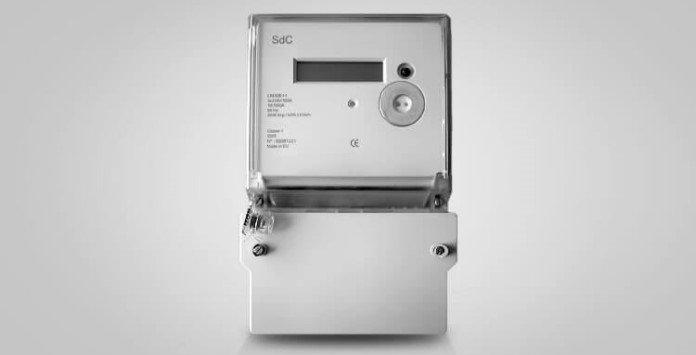 Contador eletricidade estático SDC