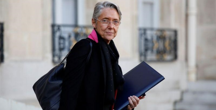 Ministra Francesa - Elisabeth Borne