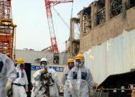 Energia Nuclear - Catastrofe de Fukushima Daiichi