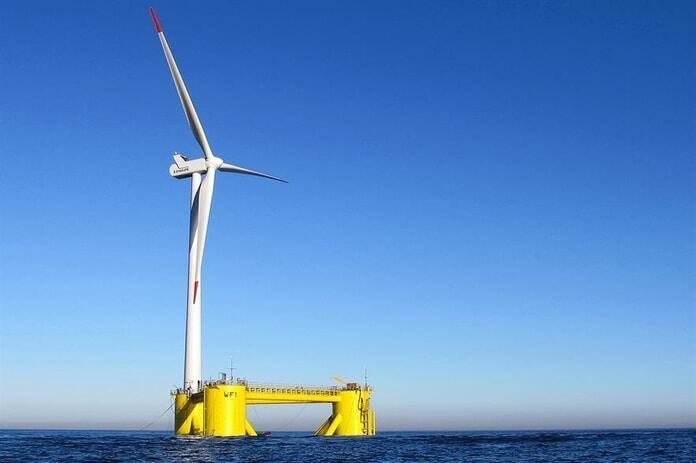 Kincardine - O maior parque eólico offshore flutuante