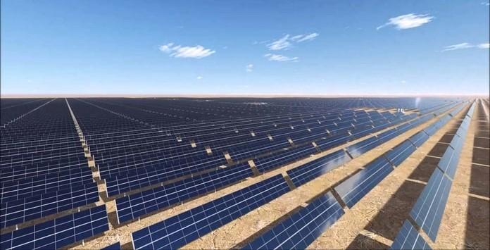 Parque Solar - Bhadla - India