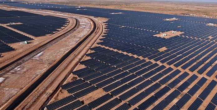 Parque Solar - Charanka - Índia
