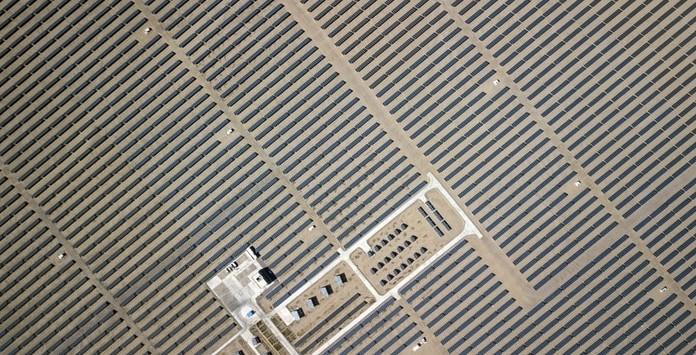 Parque Solar - Huanghe Hydropower Golmund - China