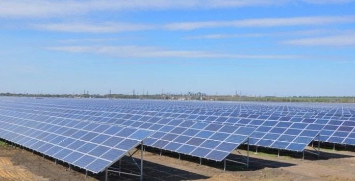 Parque Solar - Kamuthi - India
