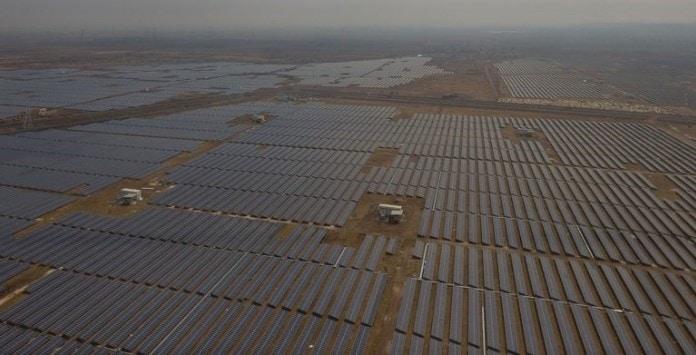 Parque Solar - Kurnool Ultra Mega Solar Park