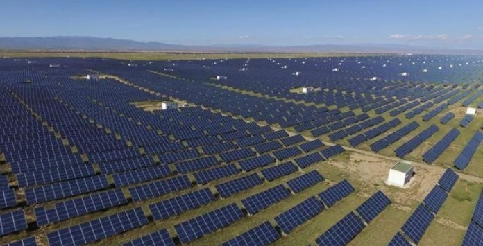 Parque Solar - Longyangxia Hydro - China