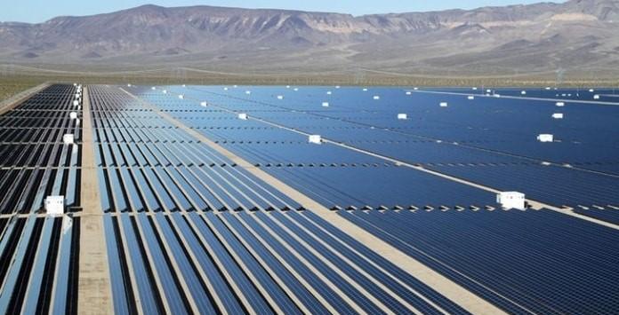 Parque Solar - Mesquite Solar Project - EUA
