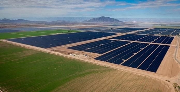 Parque Solar - Mount Signal Solar - EUA