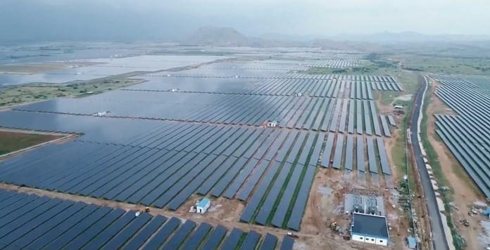 Parque Solar - Pavagada - India