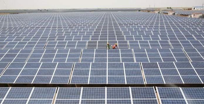 Parque Solar - Rewa Ultra Mega Solar - India