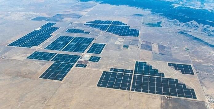 Parque Solar - Topaz Solar Farm - EUA