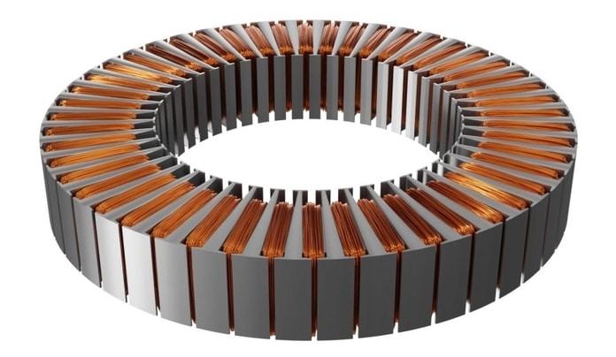 Estator do Motor HET da Linear Labs
