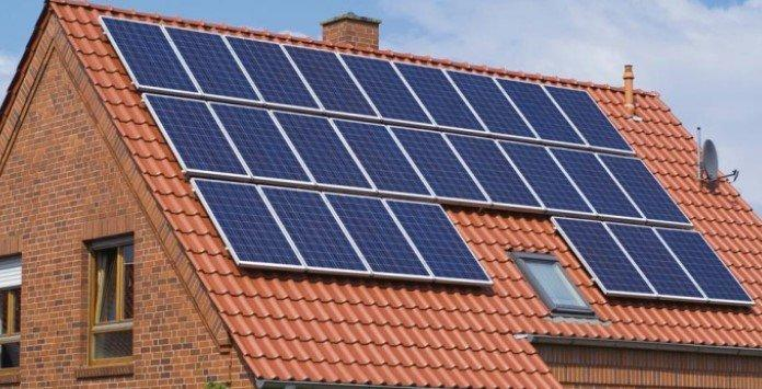 Sistema Solar Fotovoltaico Tradicional
