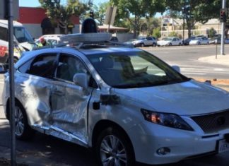 acidente-carro-google-lexus