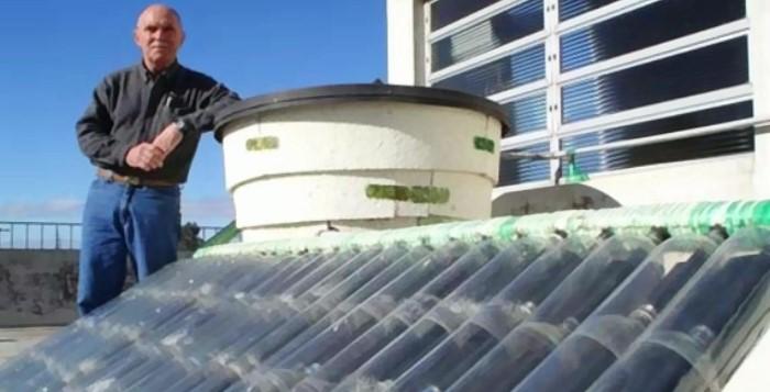 Como Construir Um Aquecedor Solar Caseiro Com Garrafas Pet