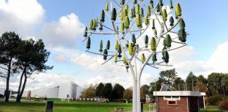 L'éolien 2.0 - A árvore que gera energia eólica