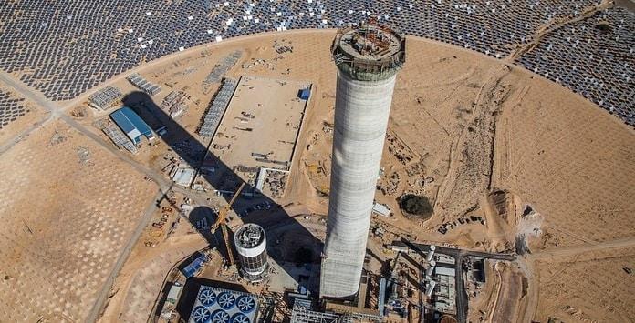 Torre Solar Ashalim
