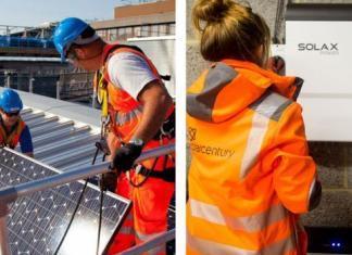 Ikea e SolarCentury Bateria