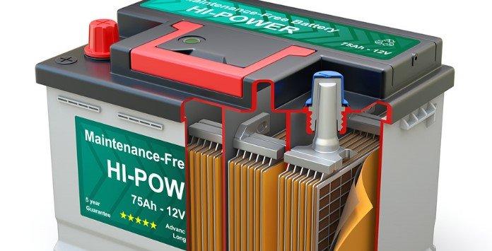 Baterias Solar AGM