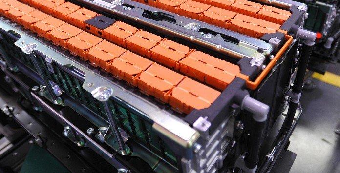 Baterias Carros Elétricos com base em Silício
