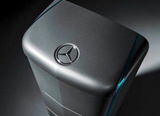 Bateria Mercedes para energia Solar