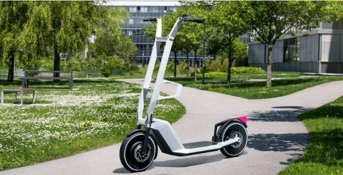 Bicicleta elétrica BMW - Dynamic Cargo