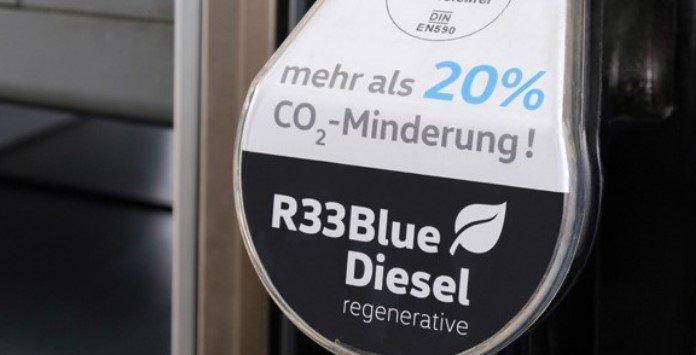 Blue Diesel R33