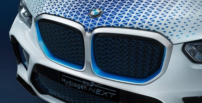 Design BMW i Hydrogen NEXT