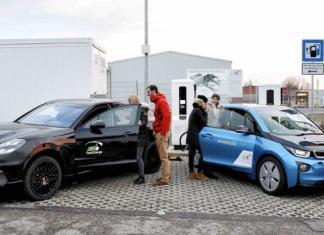 Carregador Baterias Porsche BMW Siemens