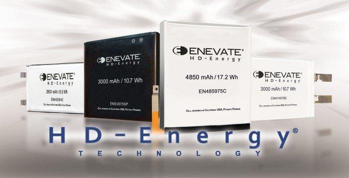 Carregamento Baterias Sistema Enevate