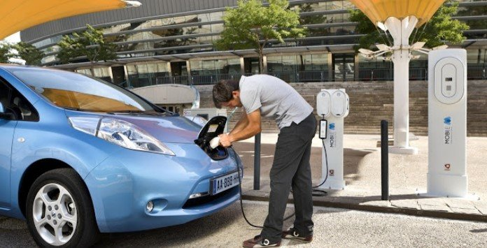 Carregamento Baterias Veículos Elétricos Rede Mobi-e