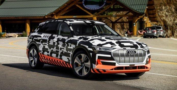 Automóvel elétrico - Audi E Tron Quattro
