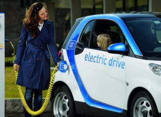 Carregar Bateria Carro Elétrico