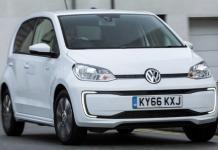 Carro Elétrico e-up Volkswagen
