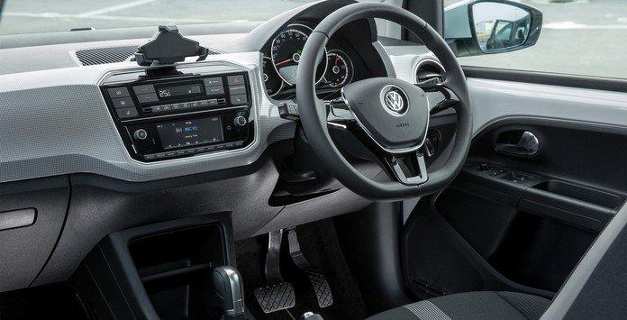 Carro Elétrico E-Up Volkswagen - Interiores