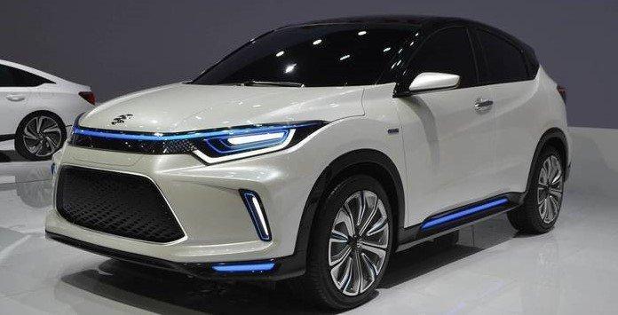 Carro Elétrico - Honda Everus-1